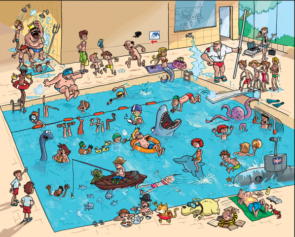 Reprise piscine pessac le lundi soir 21h00 stab for Piscine pessac
